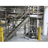 Stainless Steel Platform Mezzanine