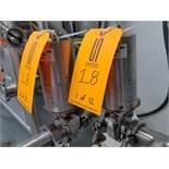 (12) Alfa Laval Automatic Air Valves