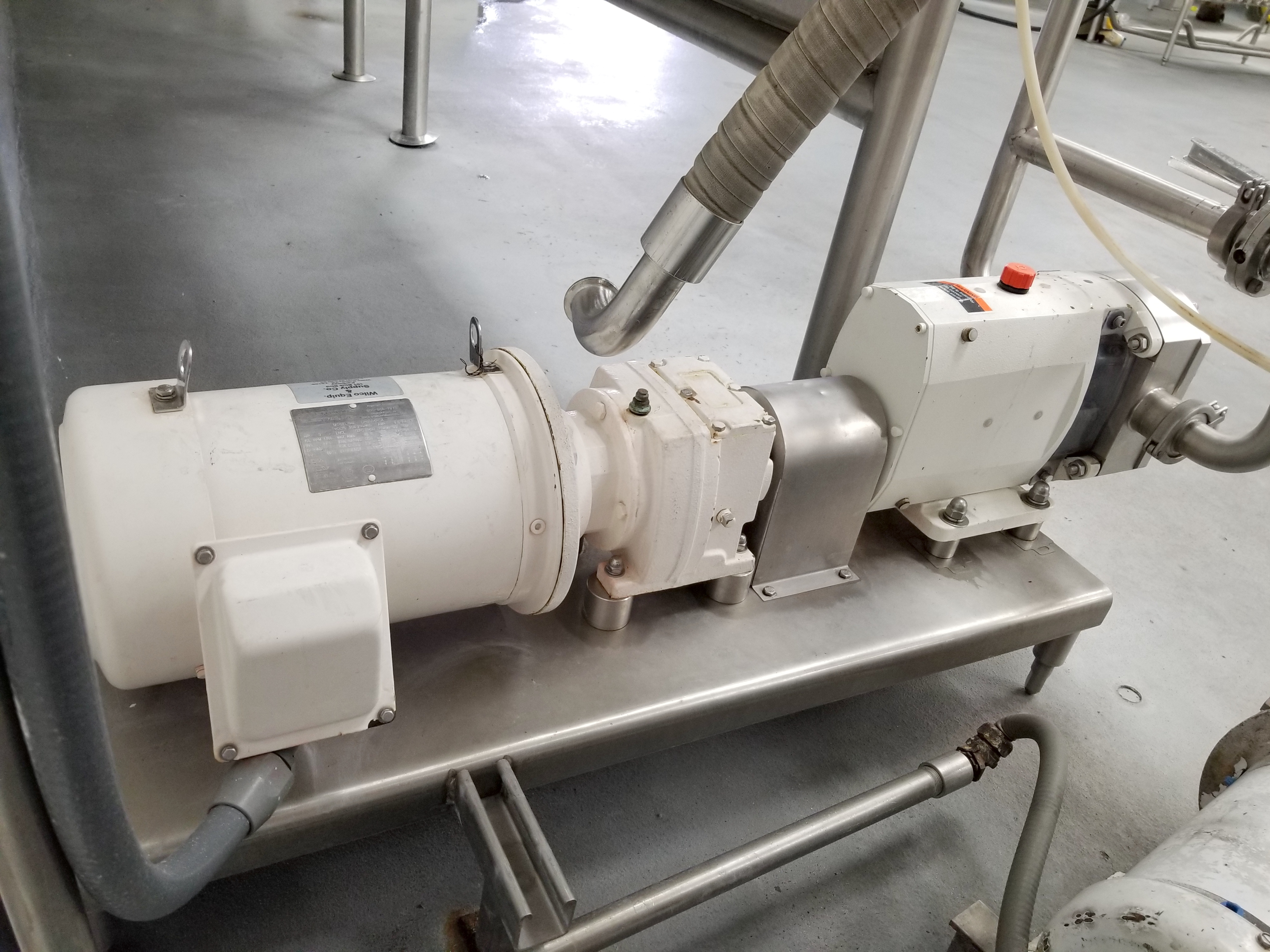 2015 Alfa Laval Positive Displacement Pump - Image 3 of 5