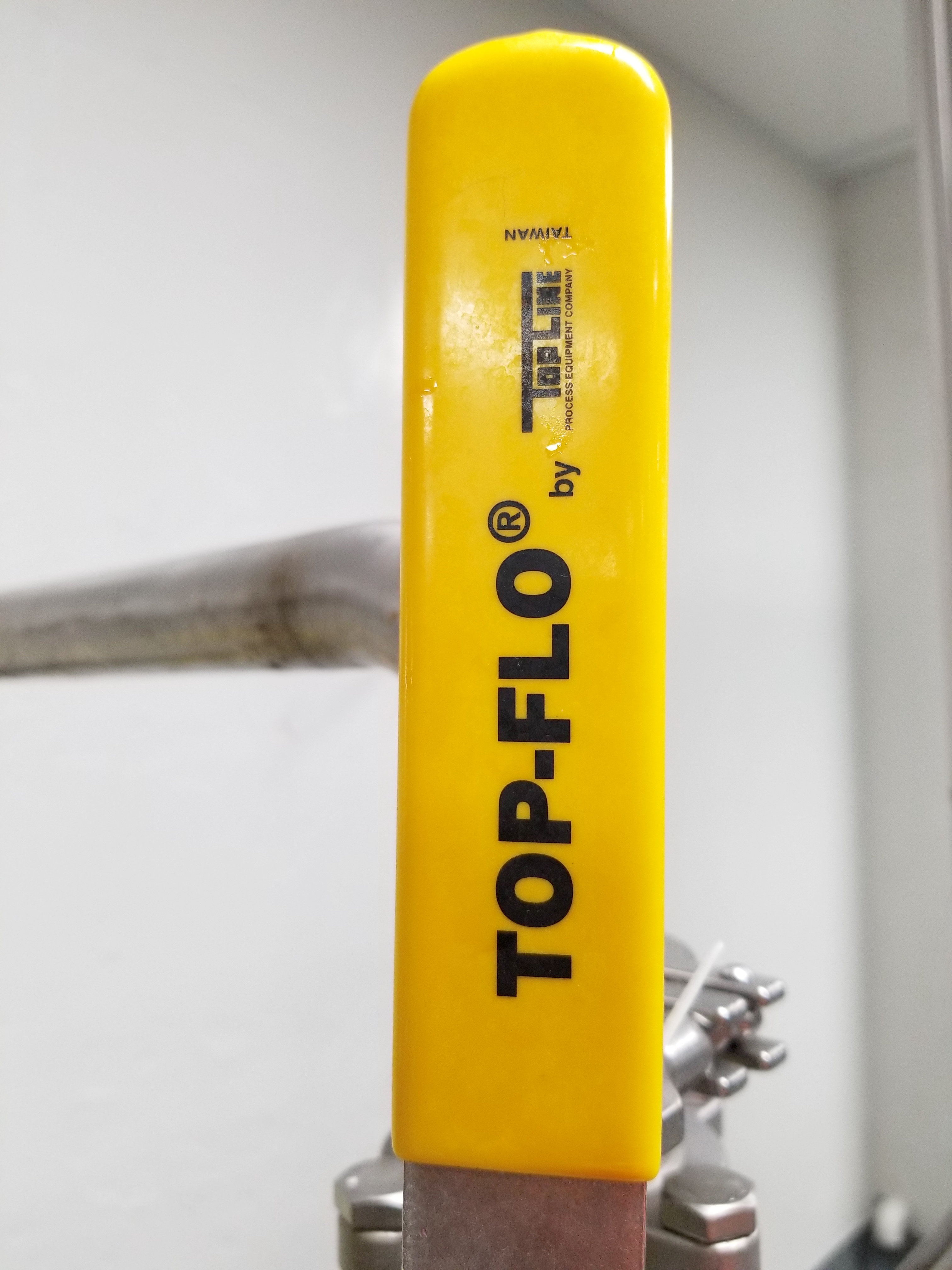 (4) Top Flo Hand Operated Valves - Image 2 of 3