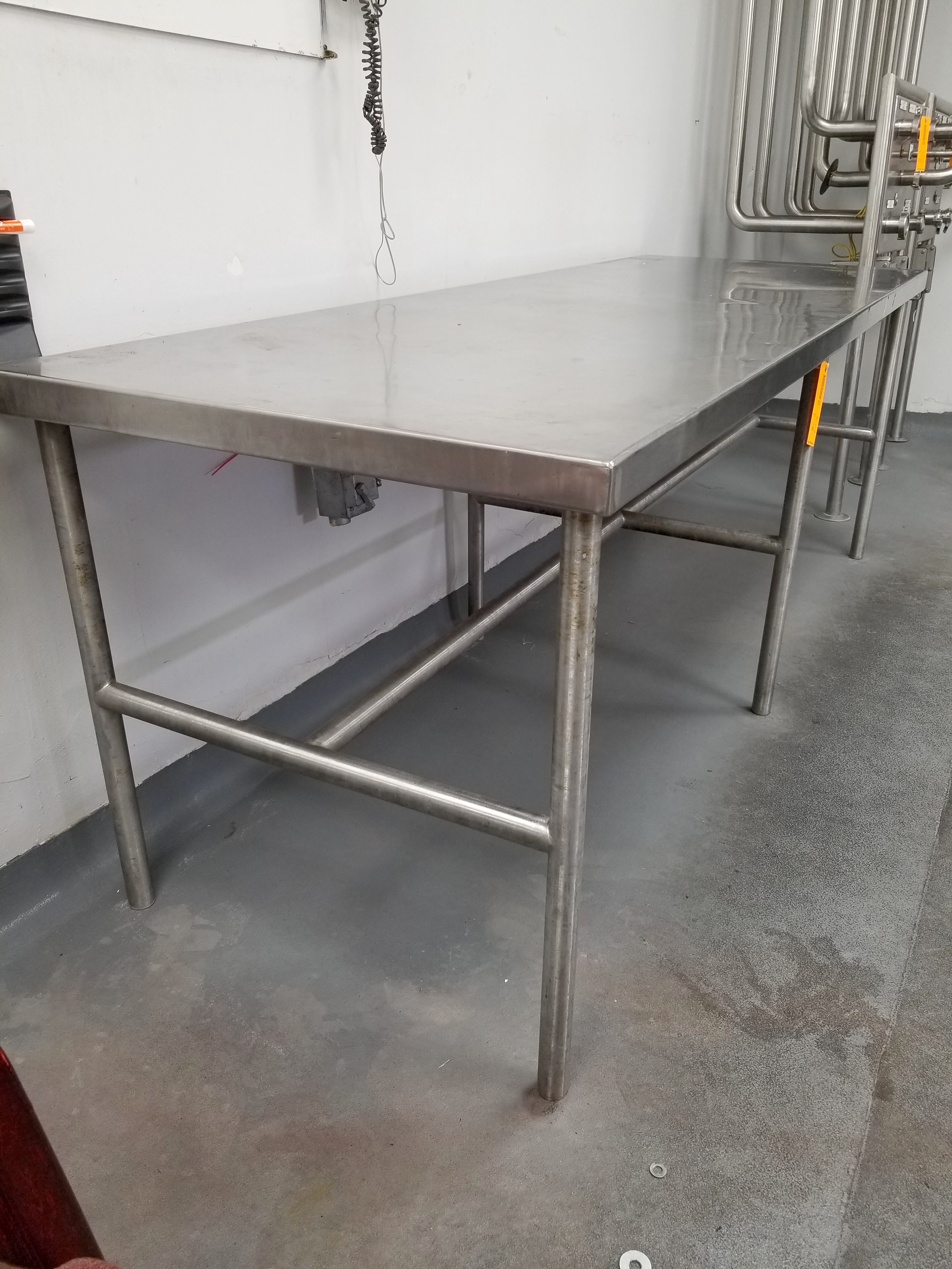 Stainless Steel Work Table - Image 2 of 2