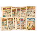 Knock-Out Grand Xmas Number (1939-72) 42, 96, 200, 251, 304, 356, 408, 460, 513, 564. With Xmas