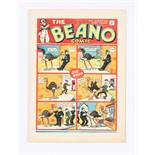 Beano Comic No 4 (1938). Starring Big Eggo, Lord Snooty and his Pals and Morgyn the Mighty.