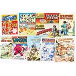 L. Miller/Oz reprints/WDL+ (1940s-60s). American Comic Annual (Reprints of Alley Oop, Brenda Breeze,