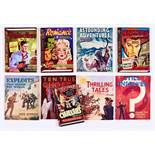 T.V. Boardman Pocket Readers (1950s). 107: Detective Tales, 108: Western Stories, 109: Romance