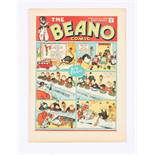 Beano No 26 (1939). Bright, fresh covers, cream pages [vfn]