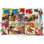 Billy The Kid (1950s WDL) 2-10, 12, 14-18, 20-27, 30. No 2 [gd], balance [vg/fn] (24)