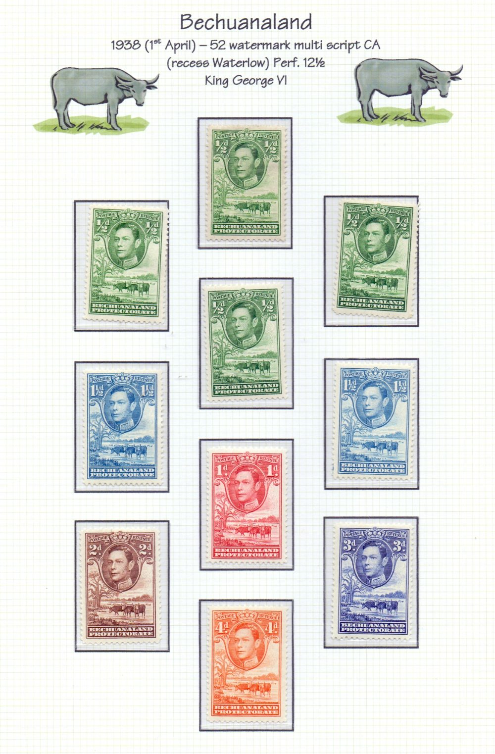 Lot 19 - STAMPS : BRITISH COMMONWEALTH,