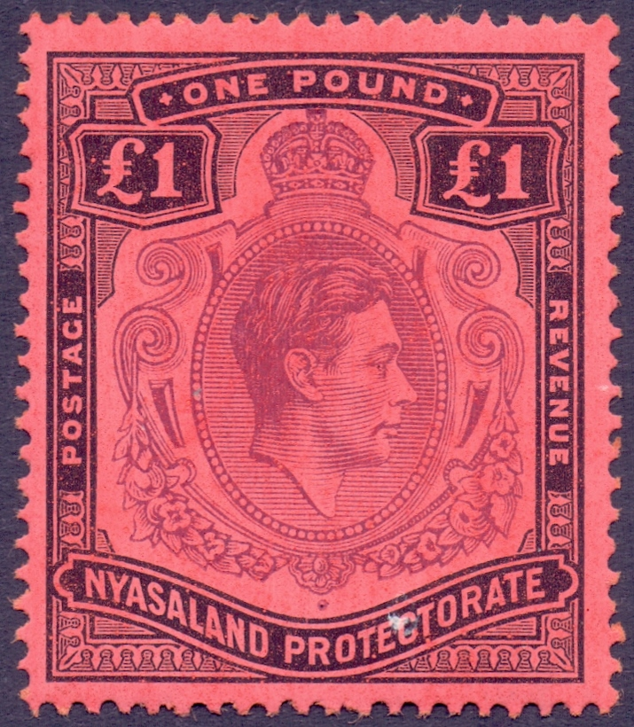 STAMPS : BRITISH COMMONWEALTH, mint George VI collection in stockbook with many useful sets, - Image 6 of 8