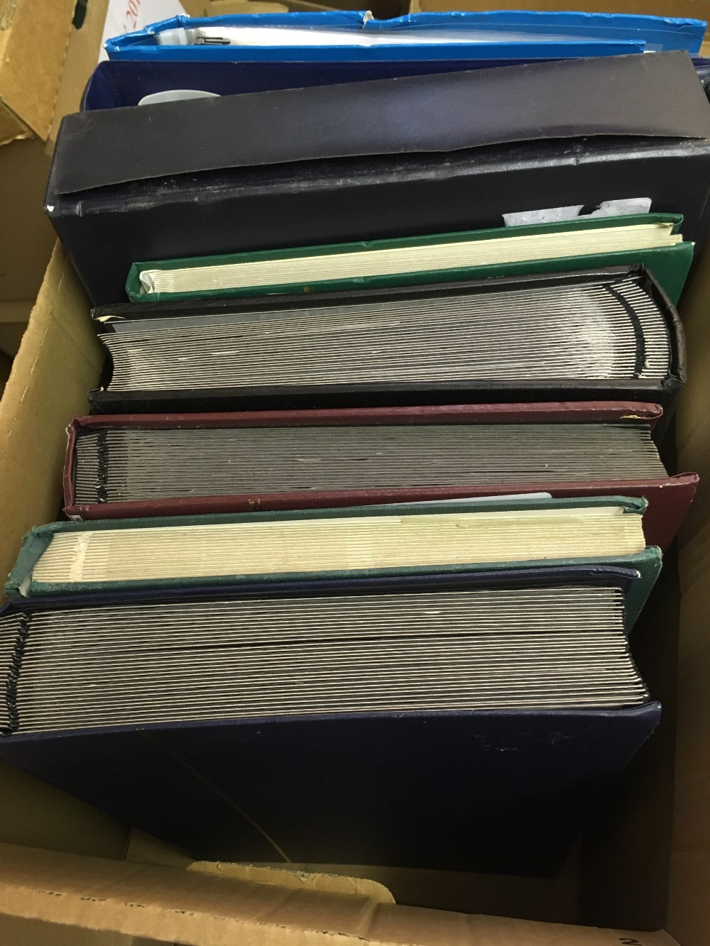 Lot 18 - STAMPS : World accumulation in various albums/stock books including Eygpt, Germany, Royalty,