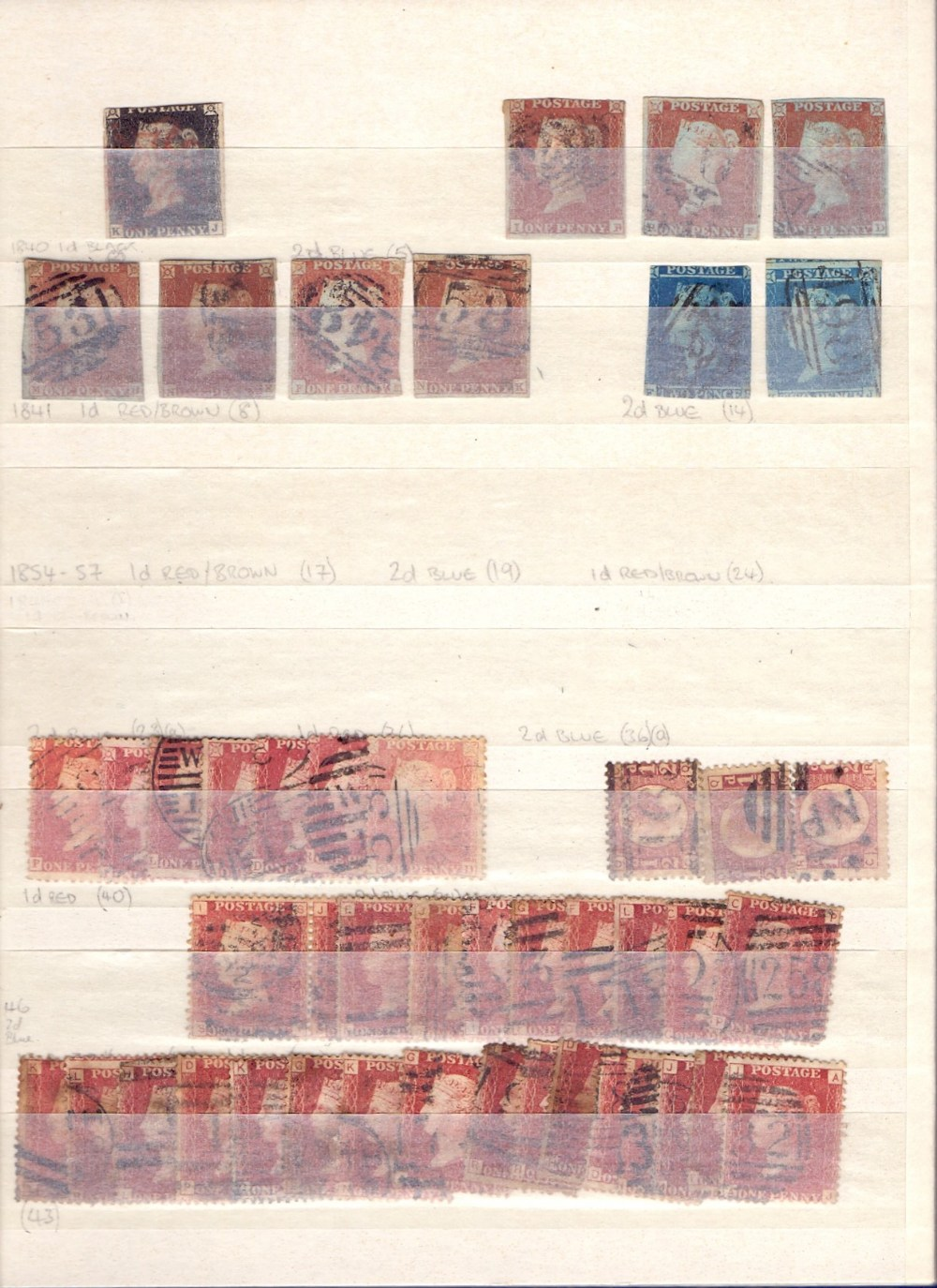 Lot 23 - STAMPS : World accumulation mainly British Empire in a spring-back album and a box file containing