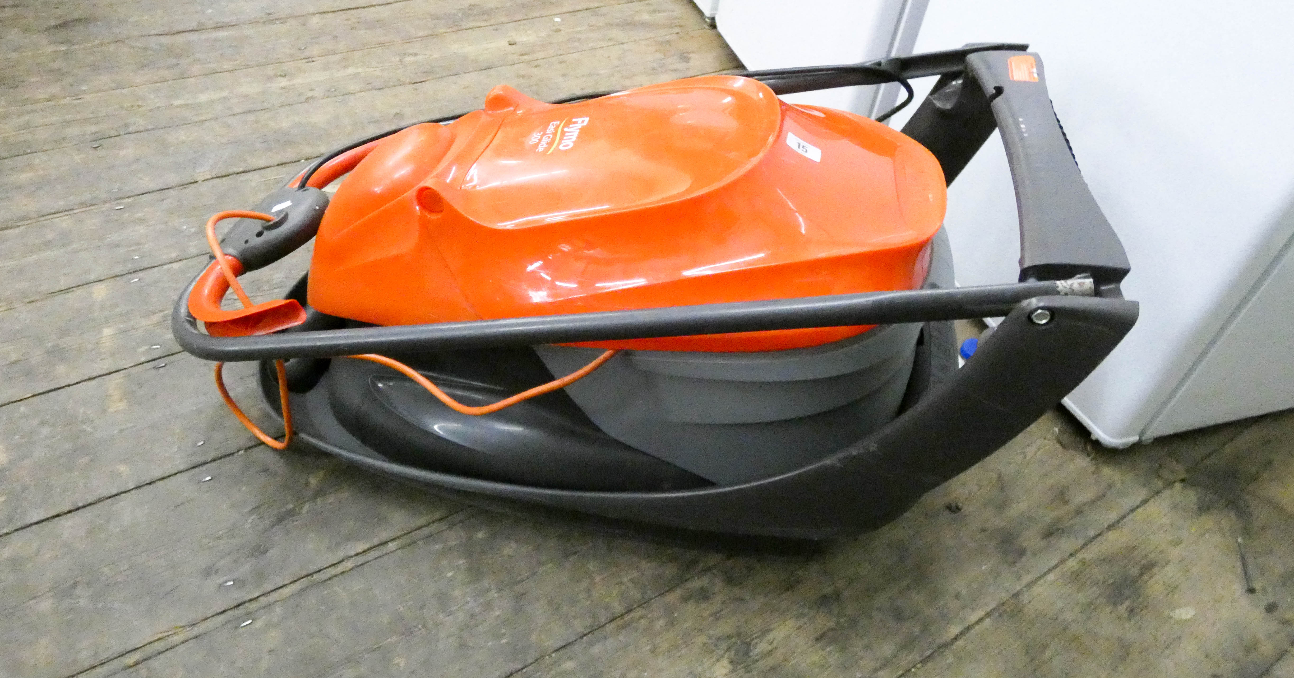 Lot 15 - A Flymo easi glide electric lawn mower
