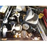 LOT OF ASSORTED PNEUMATIC TOOLING