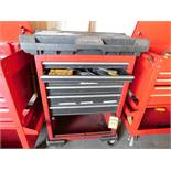 ROLLING CRAFTSMAN TOOLBOX WITH CONTENTS