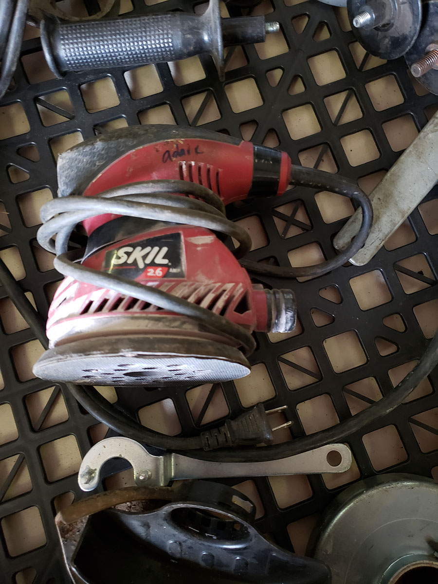 LOT OF ASSORTED MILWAUKEE ELECTRIC TOOLS - Image 7 of 7