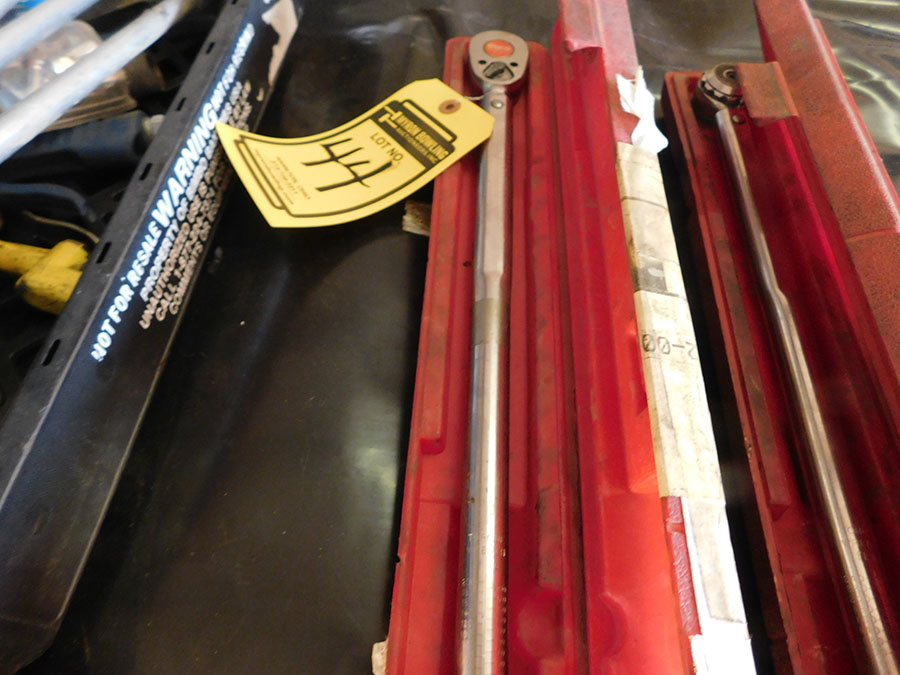 SNAP ON TORQUE WRENCH - Image 2 of 2