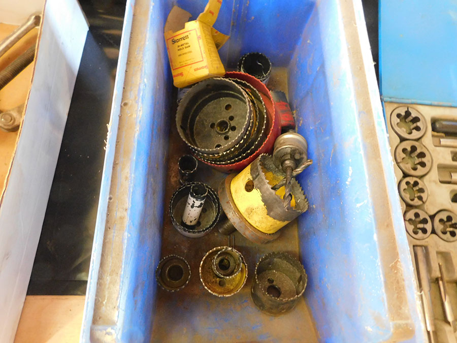 LOT OF ASSORTED HOLE SAWS - Image 2 of 2
