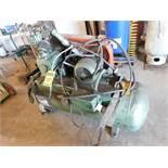 GARDNER DENVER COMPANY AIR OR GAS COMPRESSOR; MODEL ADD1011, S/N 602895