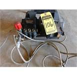 CHOREMASTER PRESSURE WASHER; M-M-I-T-M, MODEL GC-1400-OMEH, S/N 10803488, MAX PSI 1400, 120V, 15-
