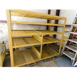 ROLLING STEEL SHELF