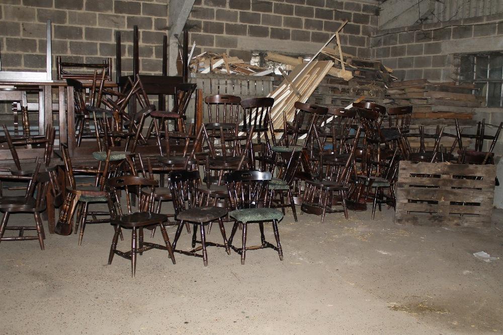 Job lot traditional wooden restaurant furniture