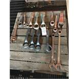 LOT - ASSORTED STRIKE WRENCHES
