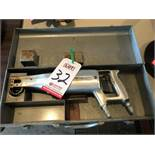 INGERSOLL RAND, SIZE SRA010A1, PNEUMATIC RECIPROCATING SAW