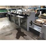 Heidelberg Model ST90 Saddle Stitcher