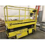 Grove/Ring Lift Electric Scissor Lift,