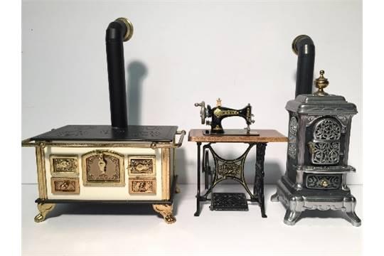 Bodo Hennig bodo hennig germany doll s house miniatures kitchen range