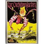 Der Orchideengarten. Phantastische Blätter. Herausgeber Karl Hans Strobl. Erster Jahrgang, Erstes [