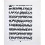 Ernst Ludwig-Presse - Das Buch Judith. - Luthers Fabeln. Darmstadt 1923 und 1924. Originalpapp- bzw.
