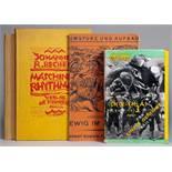 Johannes R[obert] Becher. Vier Erstausgaben, drei mit bemerkenswerten Einbandillustrationen. 1920-