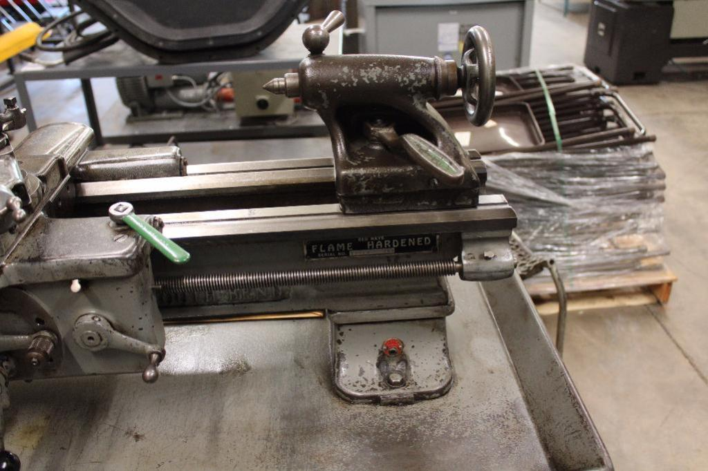 Lot 9 - South Bend Lathe CL187ZB 10""
