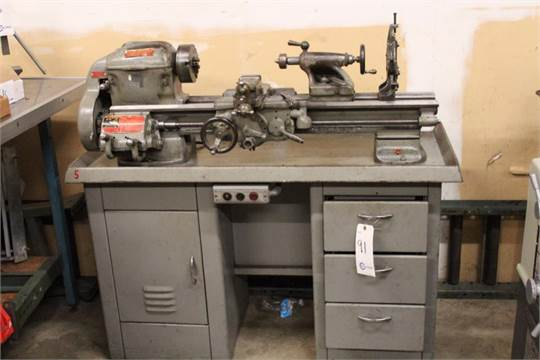 South Bend Lathe CL-370-ZD w/ tooling 1PH Serial: 32692KKR