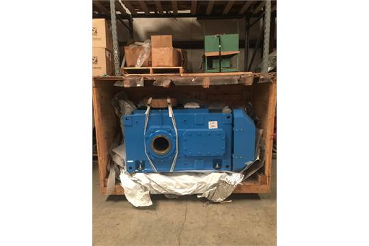 Flender Siemens Gear Unit Gear Box Model B3dh 12a Size