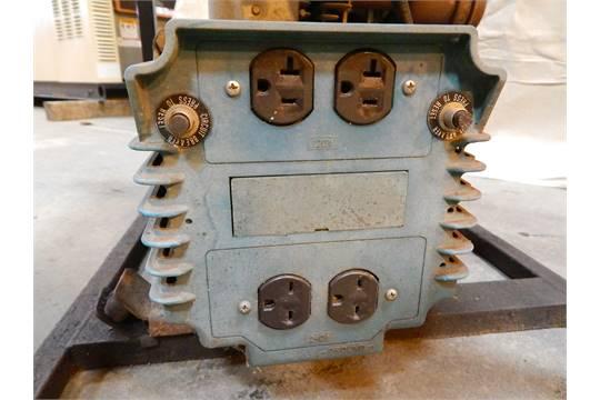 Coleman Powermate 4000 Extended Run Generator, Briggs and