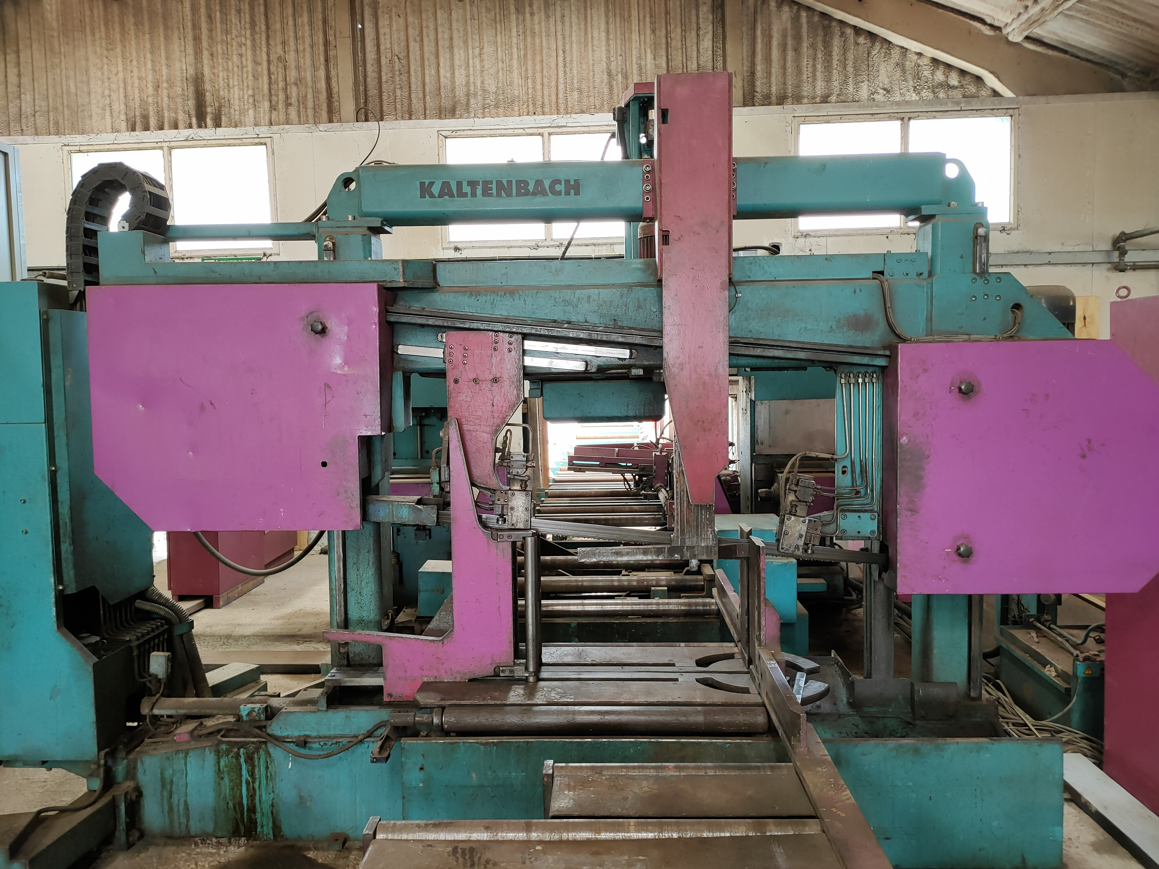 Kaltenbach Sawing & Drilling Line - Image 4 of 8