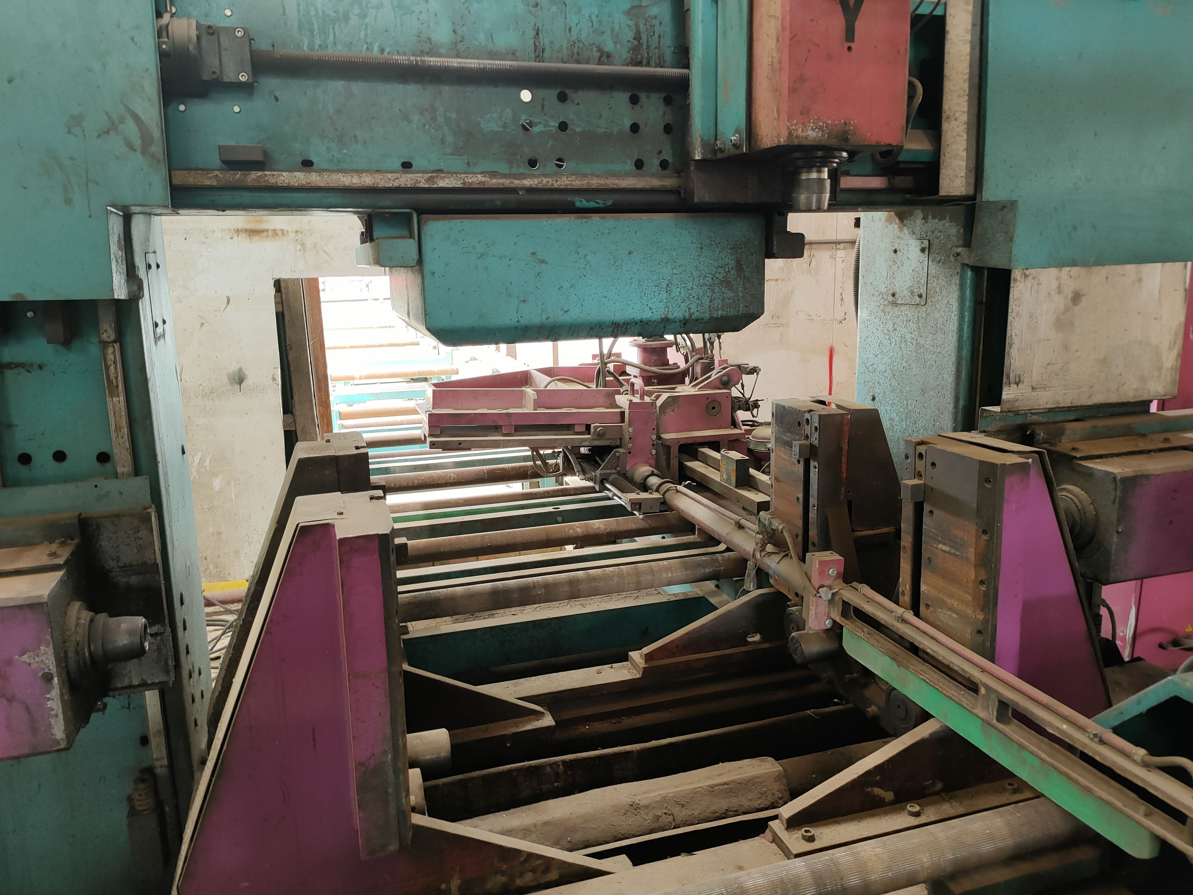 Kaltenbach Sawing & Drilling Line - Image 2 of 8