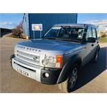 (RESERVE MET) Land Rover Discovery 3 2.7 TDV6 S - 2006 06 Reg - 7 Seater - Service History -