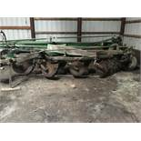 John Deere 145 4 Bottom Plow, 4/16 Bottoms