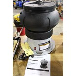 VIBRATORY BOWL, CHICAGO ELECTRIC POWER TOOLS, 18 lb. cap.