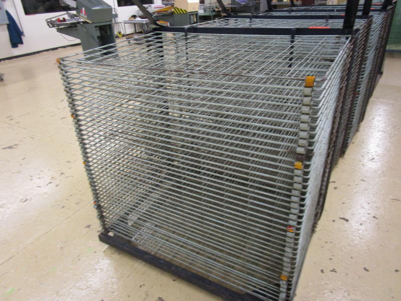 """Lot 58 - Drying Rack, 4' x 38"""""""