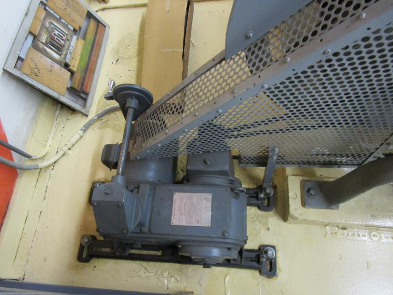 Lot 7 - John Thomson Press MFG Die Cutter, Model: C, SN: 10373
