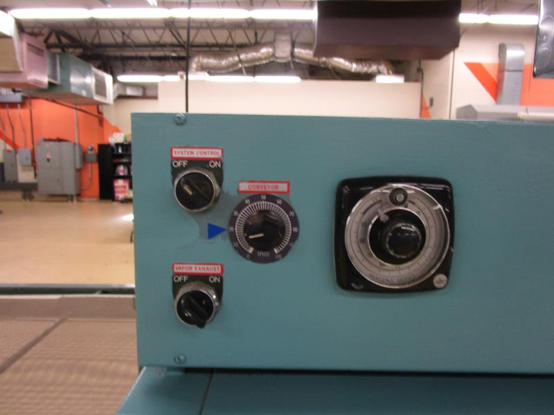 "Lot 15 - Cincinnati IR Infrared Dryer, 48"" Belt, 115 Volt, Single Phase, 60 Cycles, SN: 15723-88"