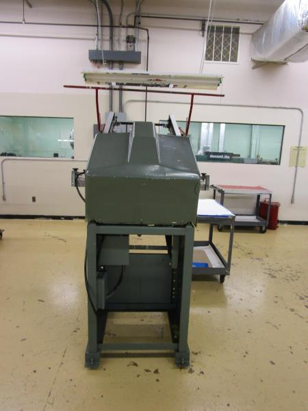Lot 12 - American Cameo Clam Shell Press, 1.5HP, Single Phase