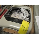 FEATURE-COMFORTS PF06-YJLF-8 VENT-FREE GAS WALL HEATER