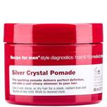 12 x Recipe for Men Silver Crystal Pomade Styling Gel 80ml no vat on hammer.You will get 12 of