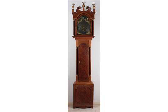 Dating grandfather clocks