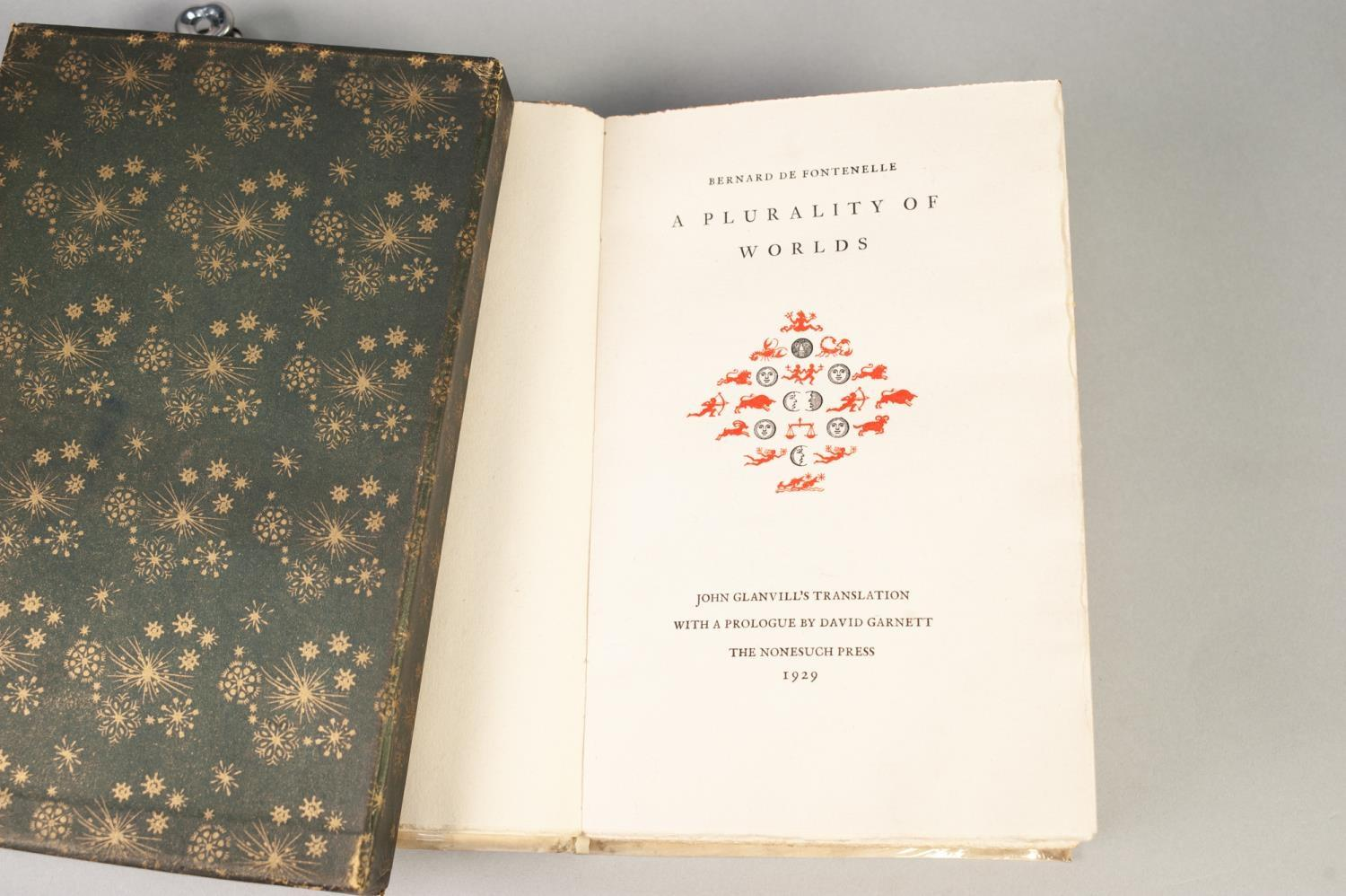 PRIVATE PRESS - TWO TITLES FROM THE NONESUCH PRESS to include The Receipt Book of Elizabeth Raper - Image 6 of 7
